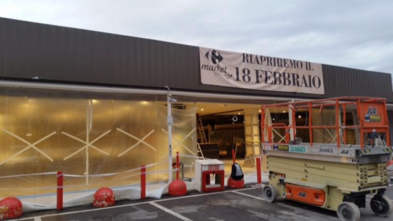 Carrefour Market di Monza
